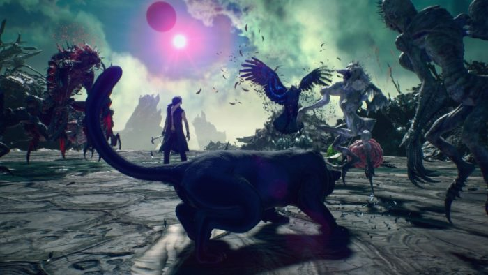Bloody Palace Coming To Devil May Cry 5 On April 1st