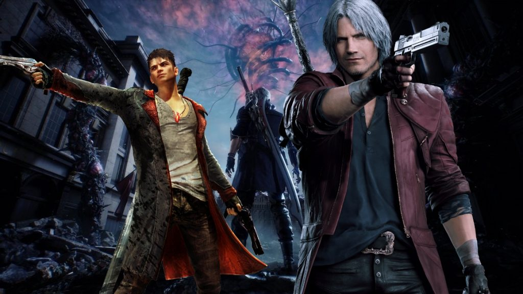 5 Things Dmc 5 Learned From Dmc Devil May Cry Rely On Horror