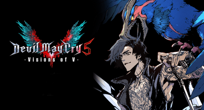 Devil May Cry 5 To Receive Manga Prequel