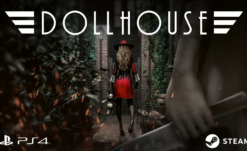 Dollhouse Brings Psychological Horror-Noir to PS4 and PC This May
