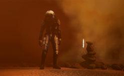 Moons of Madness: Martian Exploration Meets Cosmic Horror