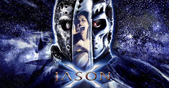 Our March Movie Commentary is for JASON X