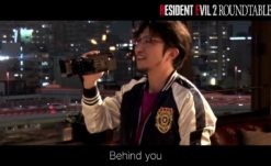 """RE2 Remake """"RoundTable"""" VidDocs Go over Cut Content (Including Fixed Cameras), Original Director's Thoughts"""