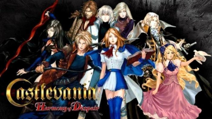 Castlevania: Harmony of Despair Now on Xbox One Backwards Compatibility