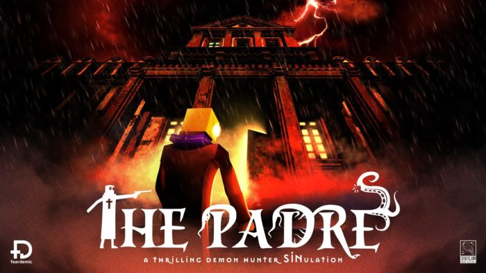 Retro Horror Adventure Title 'The Padre' Drops April 18th