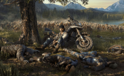 Days Gone Rides to the Top of UK Sales Chart