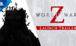 World War Z Launch Trailer Shows That War is Good for Zombie Slaughter