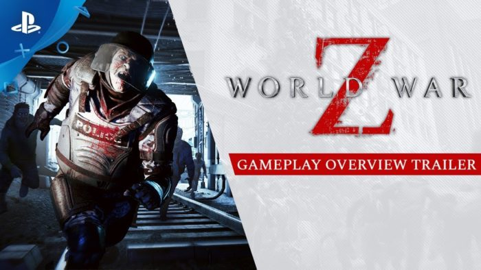 World War Z Gameplay Overview Trailer Breaks Down Adaptive Difficulty and Survival