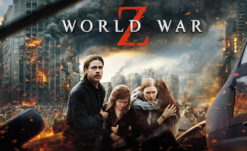 Our March Movie Commentary Is For World War Z