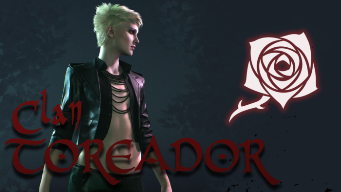 VTM: Bloodlines 2 Meet The Toreador Clan