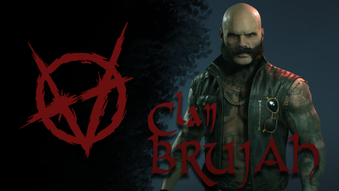 VTM: Bloodlines 2 Reveals Brujah Clan in News Update