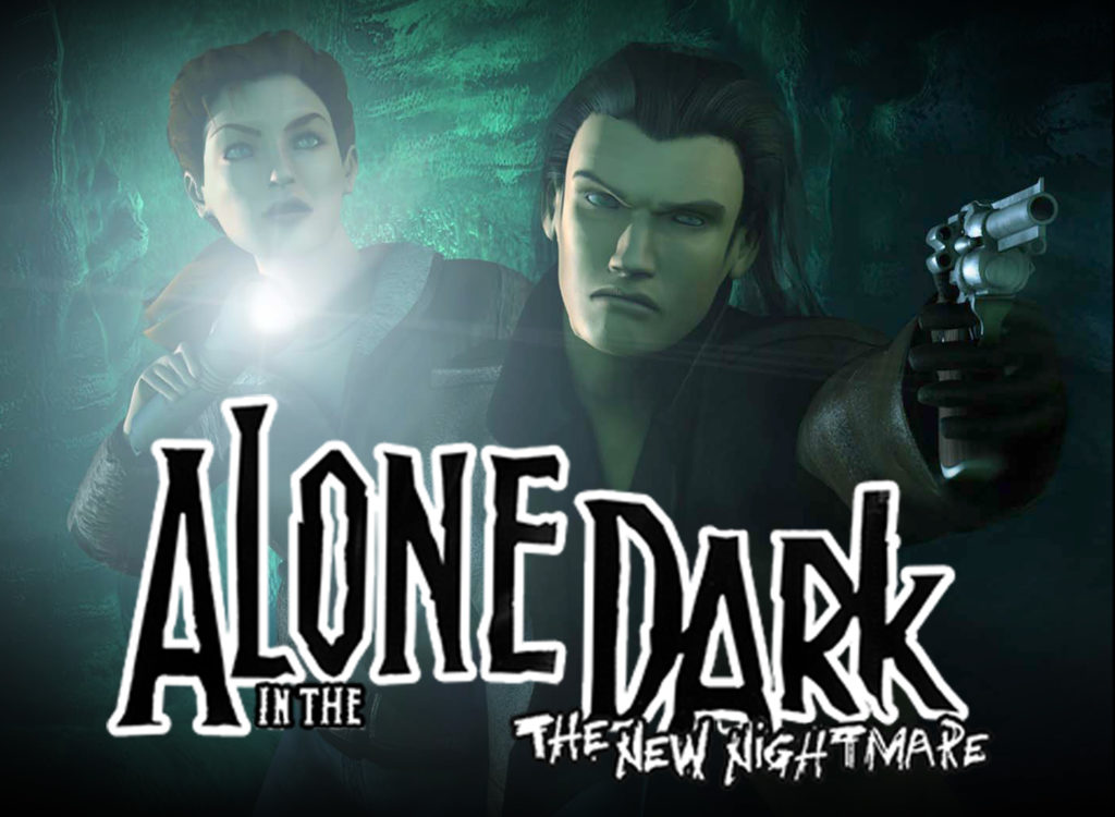 Alone In The Dark The New Nightmare 18th Anniversary