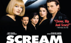 Our Next Horror Movie Commentary is for Scream!