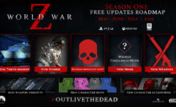 World War Z Reveals Season One Roadmap, Cosmetics, New Mode, New Zombie