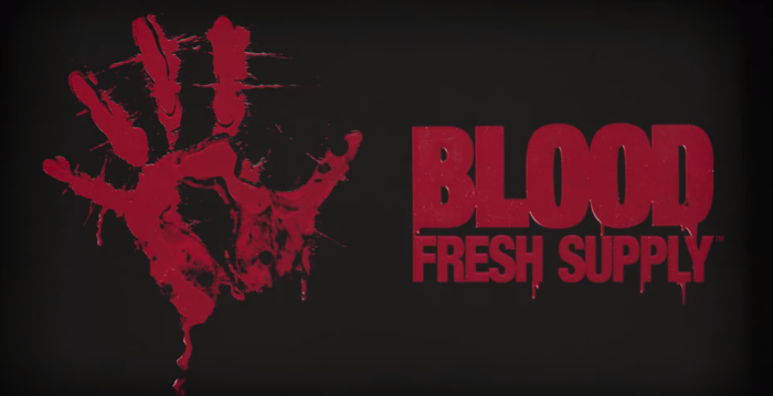 BLOOD: Fresh Supply Launches, Launch Trailer Within