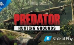 Asymmetrical Multiplayer Predator Game Coming to PS4