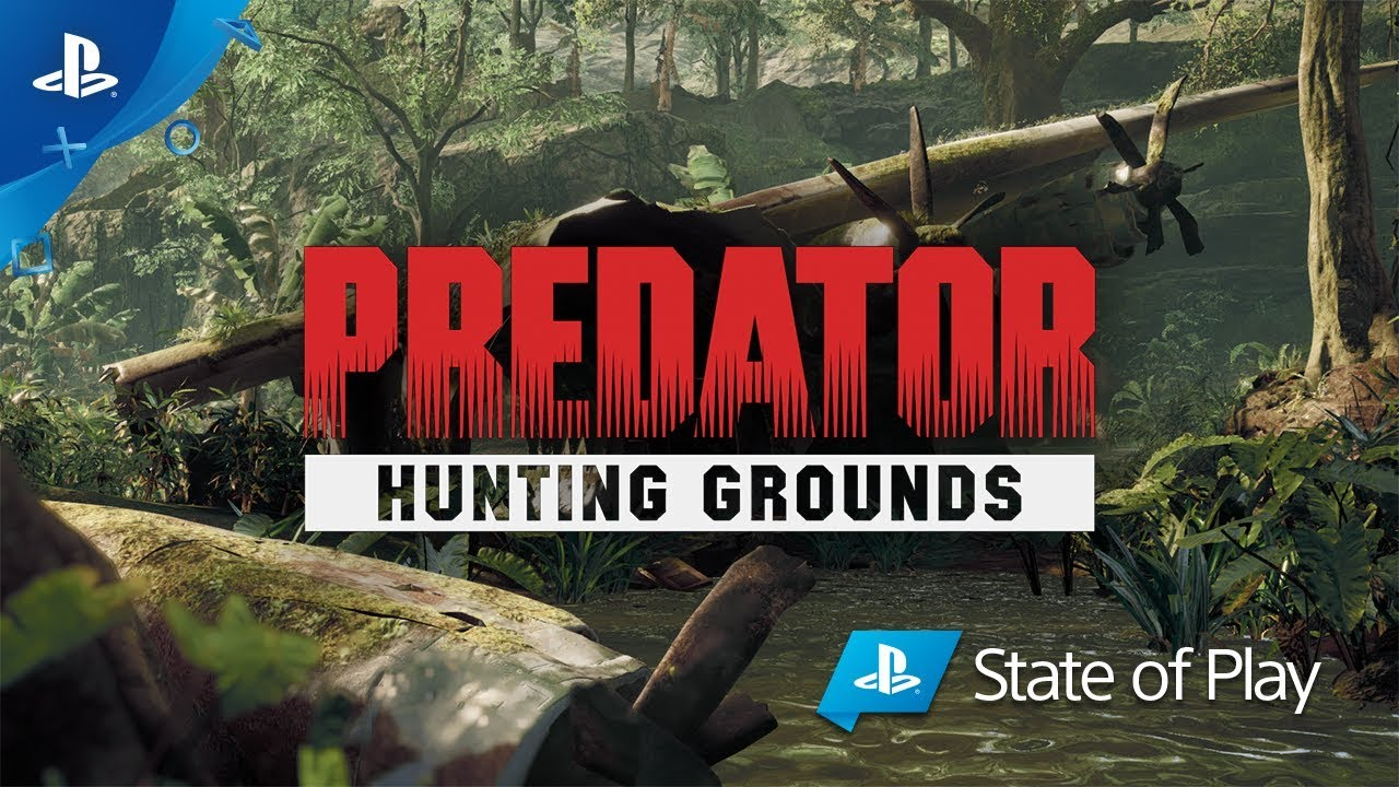 Asymmetrical Multiplayer Predator Game Coming to PS4 - Rely