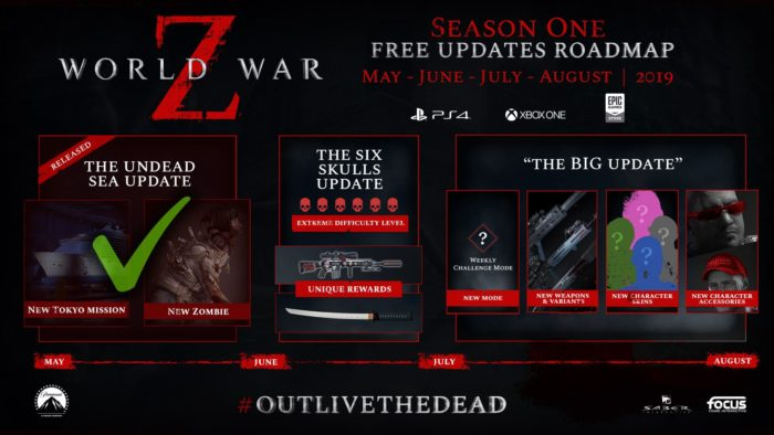 Next WWZ Update Releasing Next Week