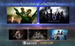 E3 2019: Resident Evil 5 & 6 Coming to Nintendo Switch
