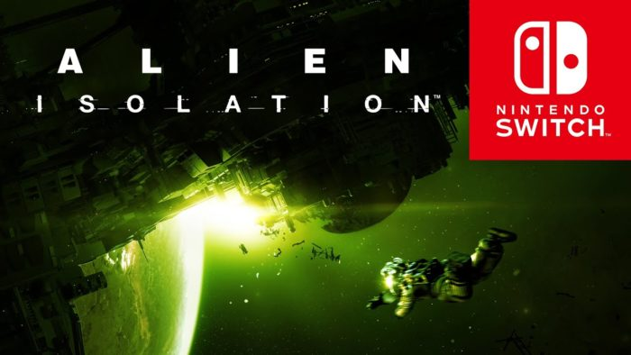 E3 2019: Alien: Isolation Coming to Switch