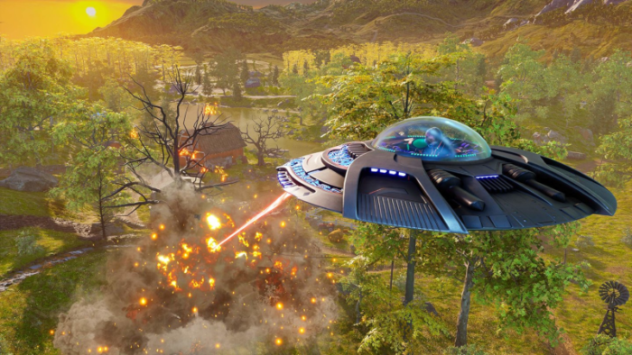 E3 2019: THQ Interviewed On Destroy All Humans! Remake