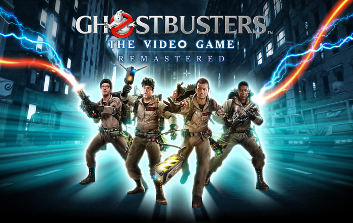 Ghostbusters: The Video Game Remastered Coming to PS4!