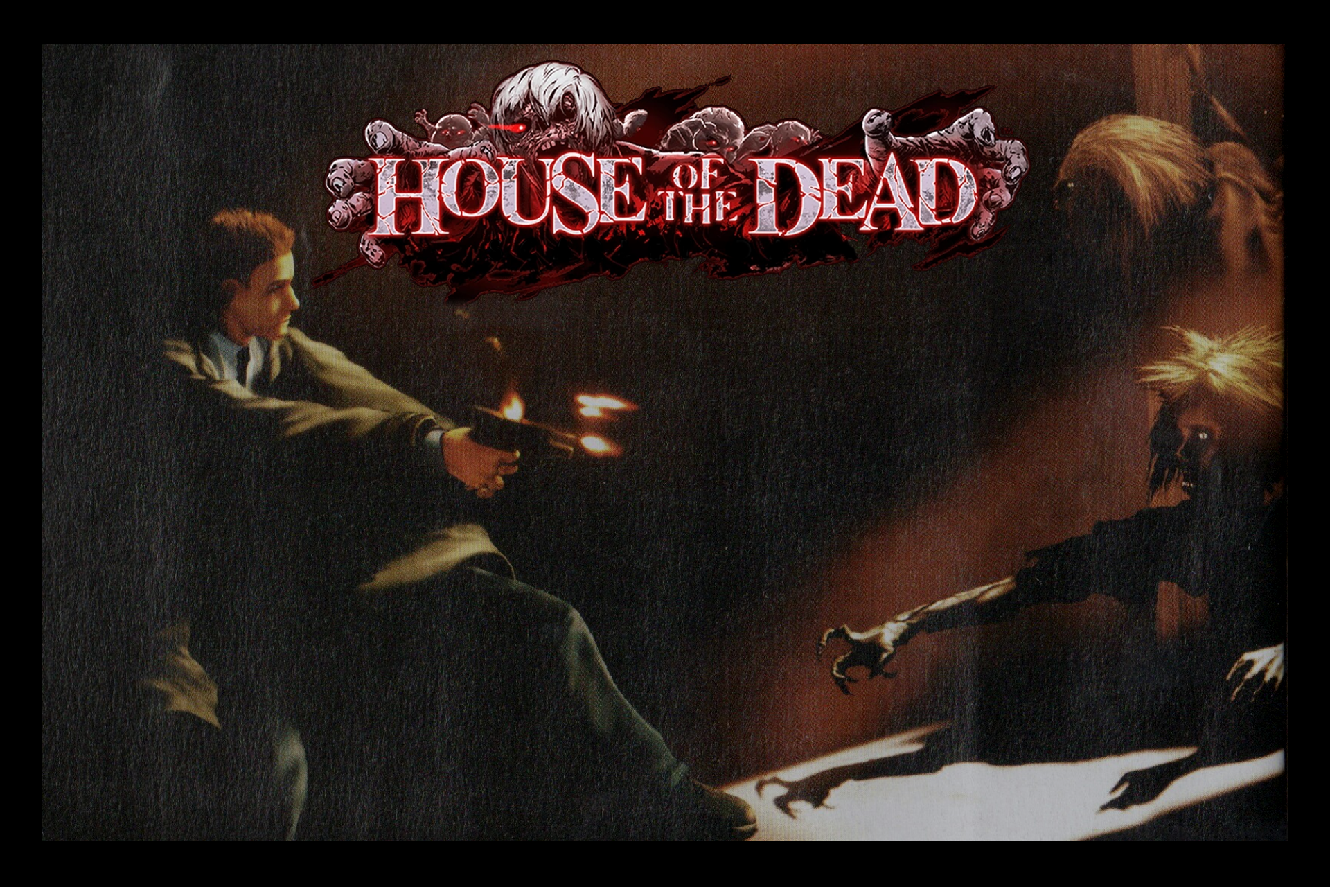 house of the dead overkill agent g