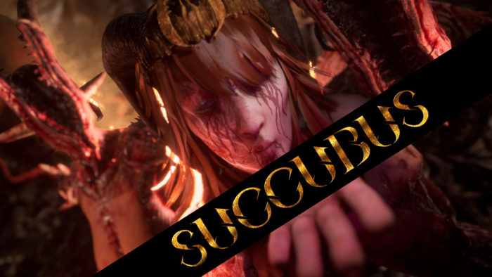 Here's a New Trailer for Succubus – a Somehow More-Sexual Spin-Off to Agony