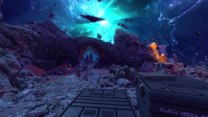 New Black Mesa Xen Gameplay is Here