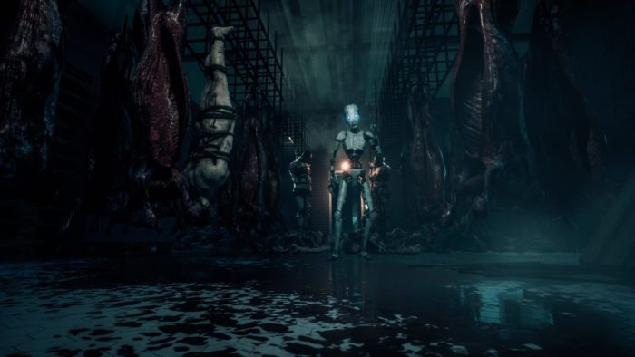 E3 2019: Escape the Unrequited Love of an Insane Robot in ABE