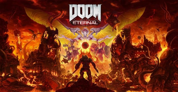 E3 2019: DOOM Eternal Takes the Fight to New Circles of Hell this November