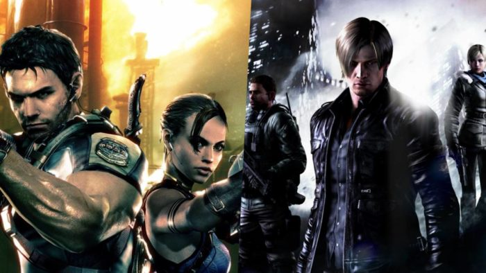 Resident Evil 5 & 6 Come to Switch October 29th