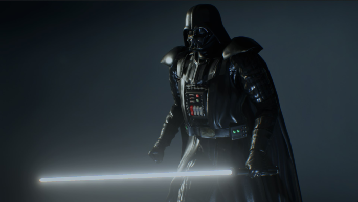 Some Mad Bastard Put Darth Vader in RE2 Remake