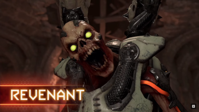 Doom Eternal Will Take A Stab At Asymmetrical Multiplayer