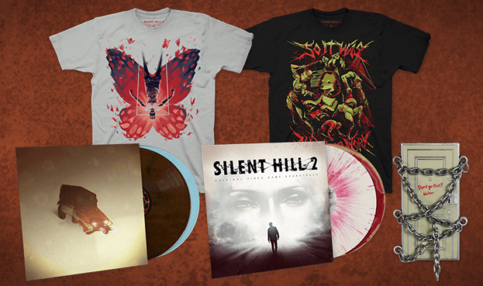 Fangamer Announces New Silent Hill Merch