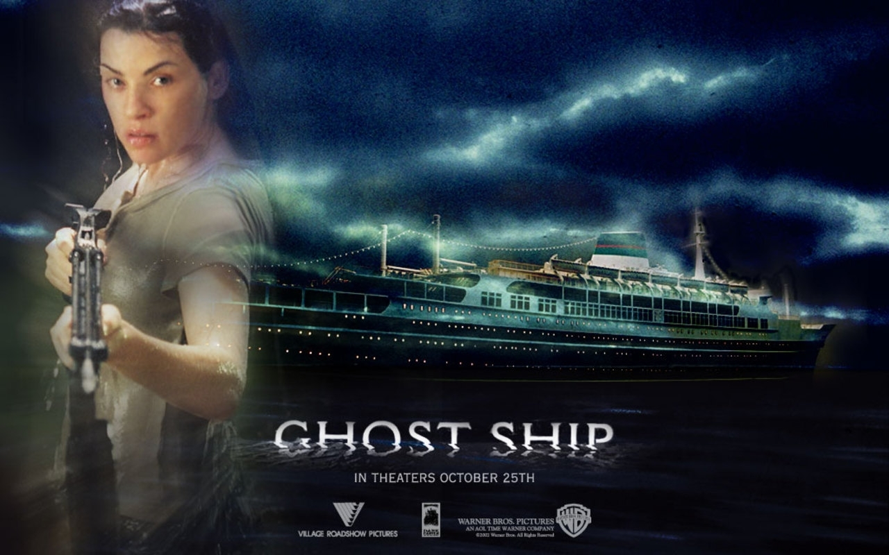 Our Next Horror Movie Commentary is For Ghost Ship! - Rely on Horror