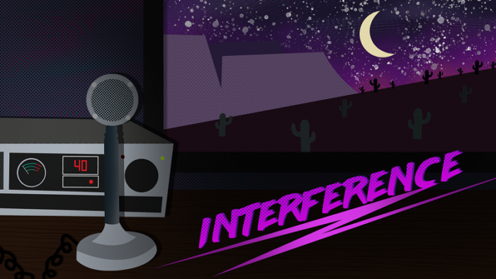 Be the Guy in the Chair in Narrative-Driven Horror, Interference