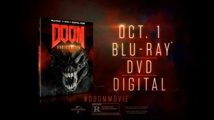 Doom: Annihilation Out 10/1/19, Check out that Box Art