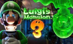 Luigi's Mansion 3 Releasing ON Halloween