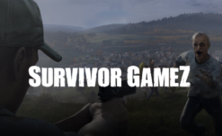 Survivor GameZ Brings Battle Royale Back to DayZ