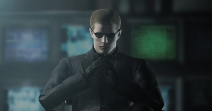 Richard Waugh Reprises Wesker For Special Fan Video
