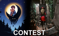 Giveaway: Among the Sleep and Dollhouse