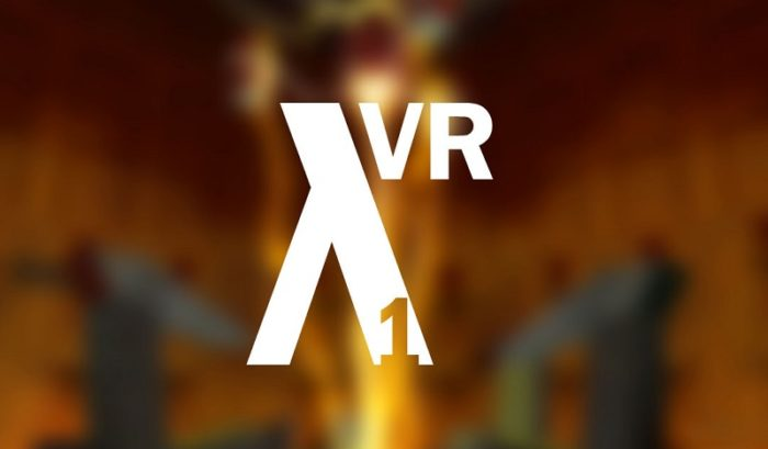 Fan Mod Makes Half-Life VR a Reality on Oculus Quest