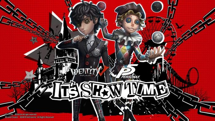 So Persona 5 Has a Perfect Horror Crossover With Identity V