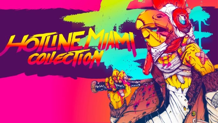 Hotline Miami Collection Now Available on Switch