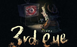3rd eye: 2D Exploration Horror Title Drops Sept. 30th