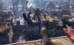 "Dying Light 2's Map Will Be ""Four Times Larger"""