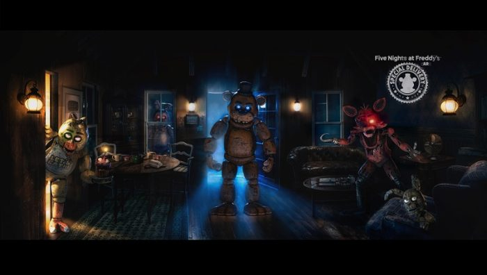 Five Nights at Freddy's Augmented Reality Game Set for Fall Release