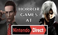 Horror Games At: Nintendo Direct September 2019 [Video]