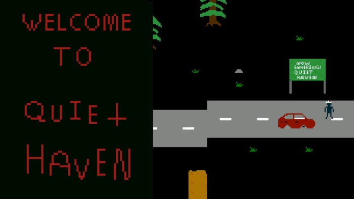 Welcome to Quiet Haven: Free Roam Indie Horror Demo Released